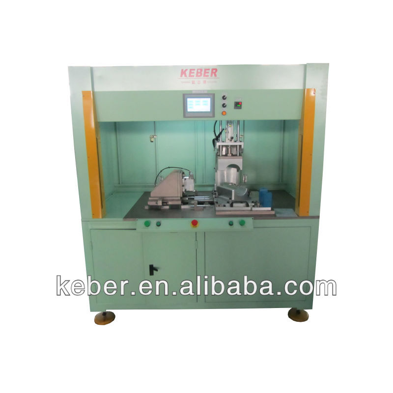ISO,CE,SGS Authorized Certification hot plate plastic welding machine for exhaust pipe