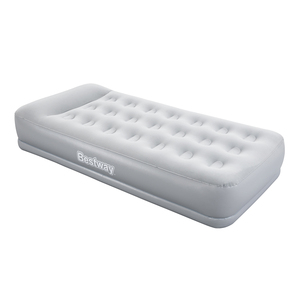 Bestway 67455 75 x 38 x 15-inch Air filled inflatable mattress rubber light weight camping mattress