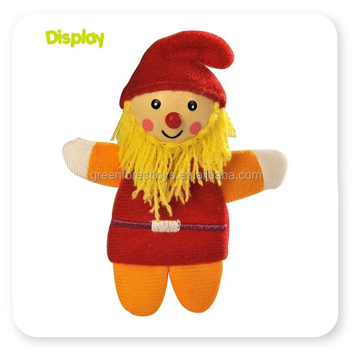 Finger Puppets Set Snow White And Dwarfs