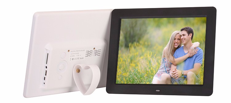 wholesale make in china battery operated digital photo frame 10.4inch