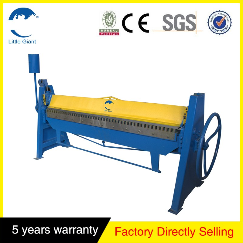 Smart Choose Small Sheet Metal Manual Folding Machine Bending ...