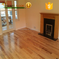 High grade solid bamboo flooring covering with T&G system