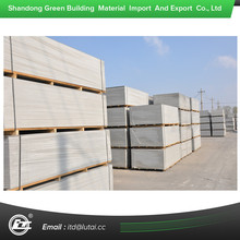 steel construction prefabricated house ,partition board ,fiber cement board