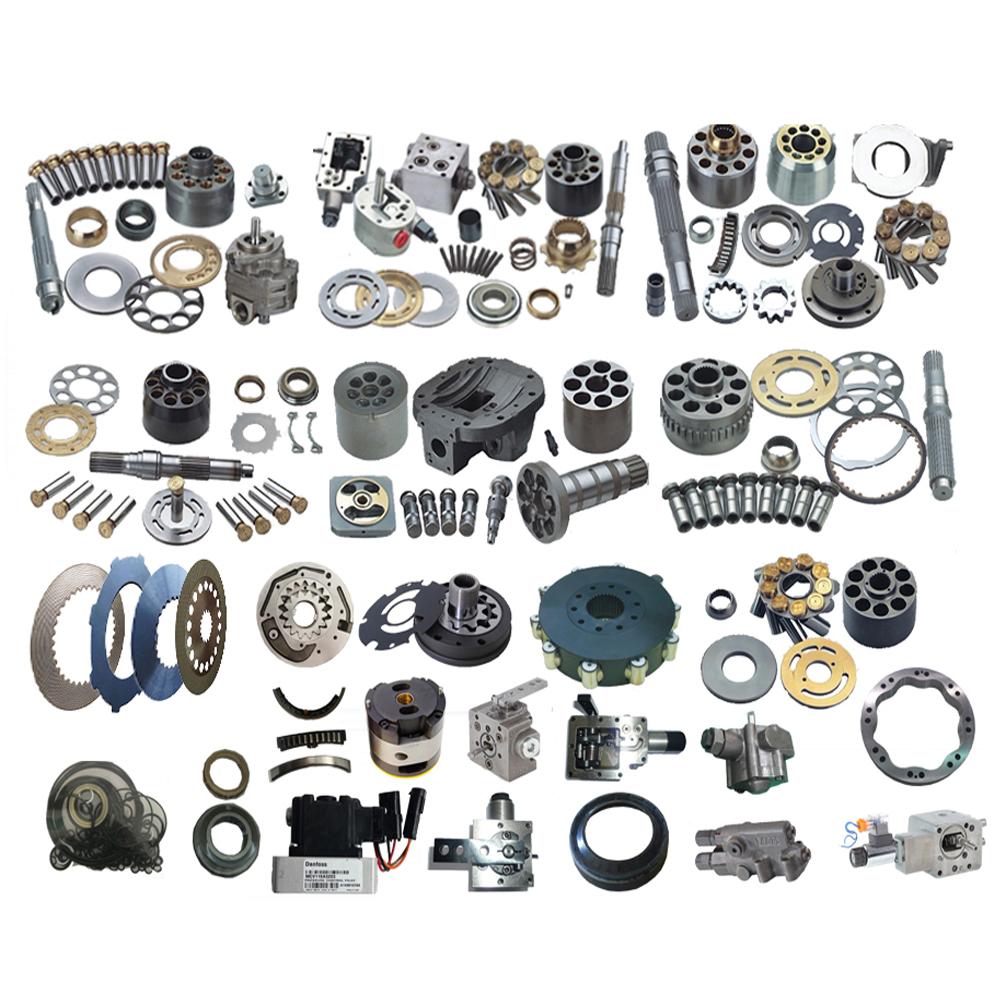 LINDE HMF135 HMF165 HMF280 ремонт гидравлического двигателя комплект запасных частей