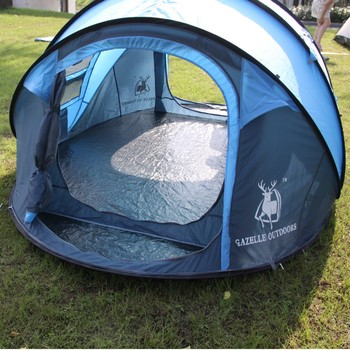 STAR HOME New Waterproof Outdoor C&ing tents easy pop up tent for sports & Star Home New Waterproof Outdoor Camping Tents Easy Pop Up Tent ...