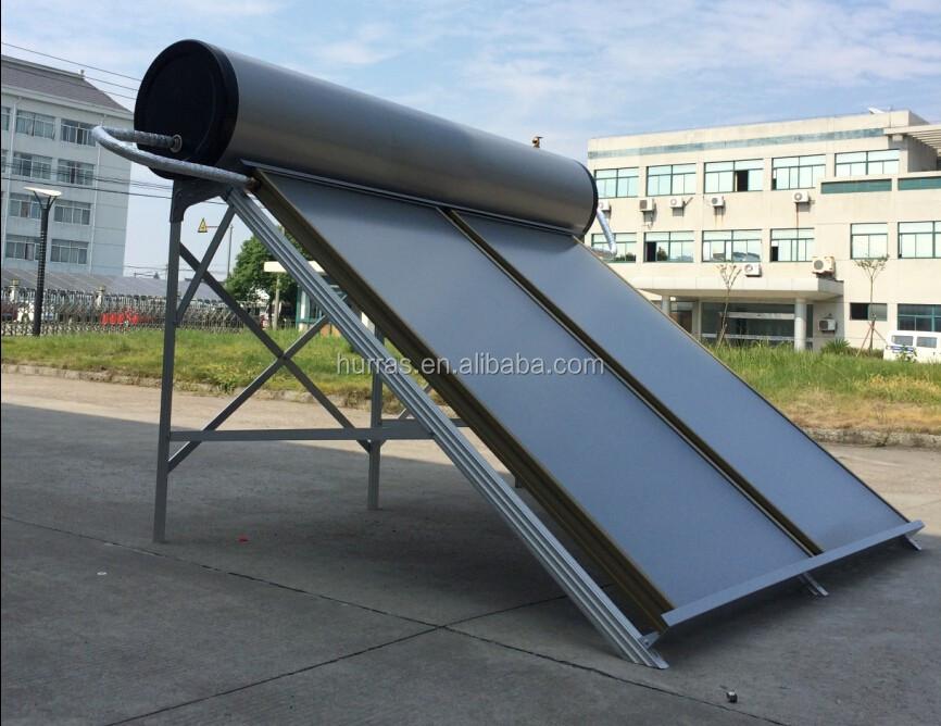 compact sous pression 200l plaque plane chauffe eau solaire syst me de la chine buy product. Black Bedroom Furniture Sets. Home Design Ideas