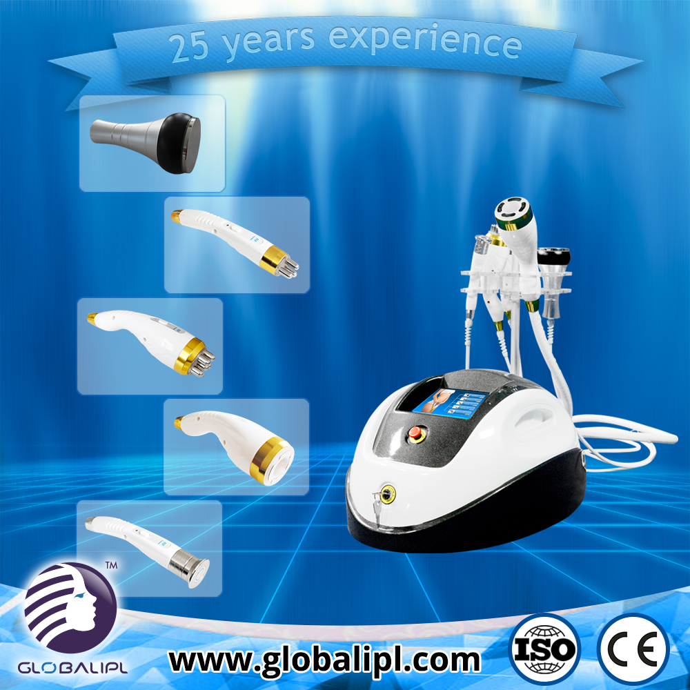 beauty salon products wholesale cavitation&ultrasonic&rf&vacuum&bio&photon with low price