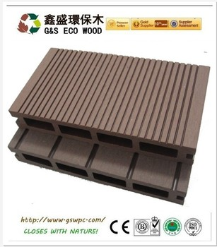 Wpc decking boards for outdoor composite decking at home for Outdoor decking boards