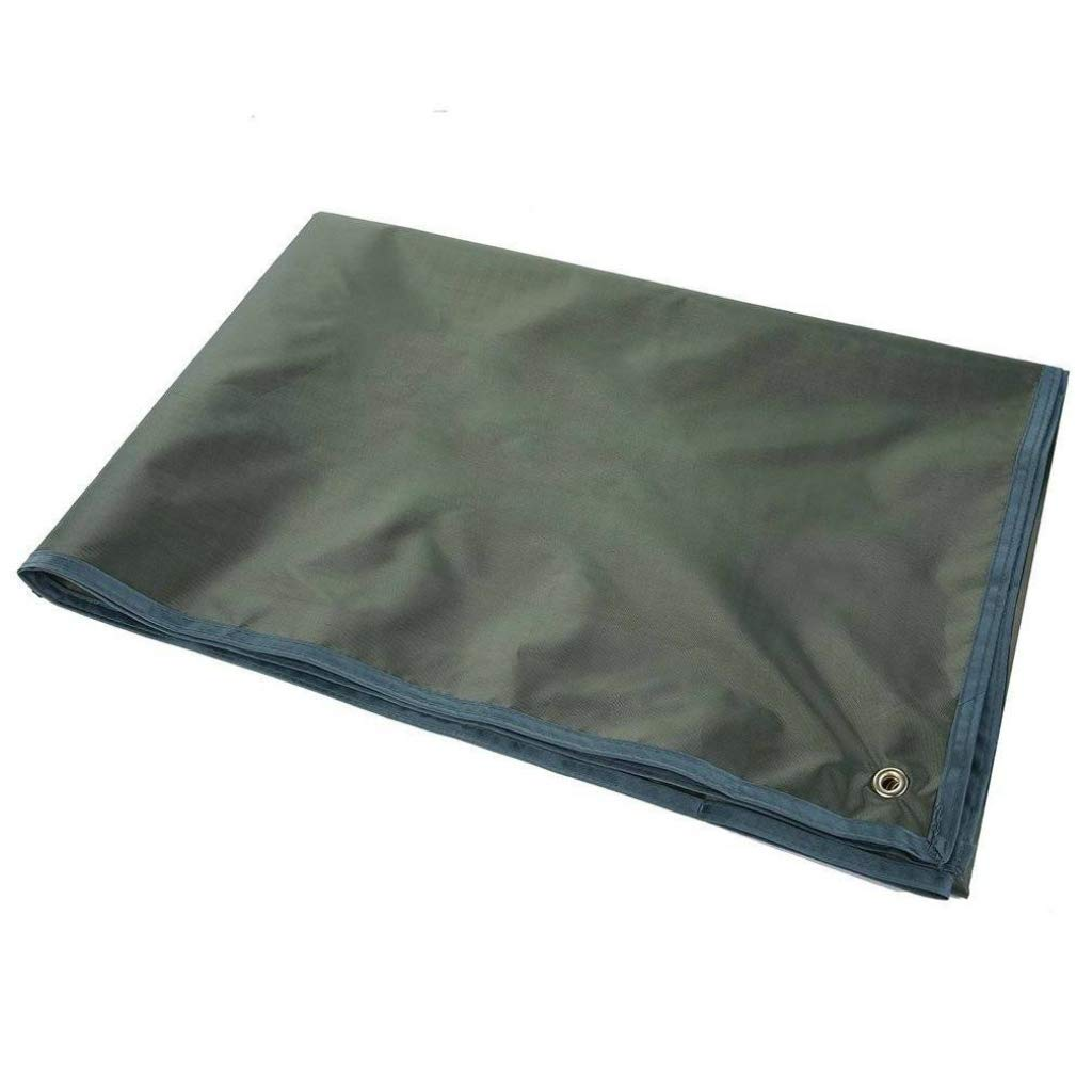 DOUDO OUTAD Portable Waterproof Camping Tarp for Picnics Tent Footprint and Sunshade