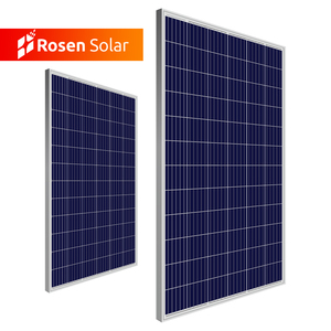 Solar Panels 120KW 130KW 150KW On Grid Solar PV System PERC Panels Systems Electricity