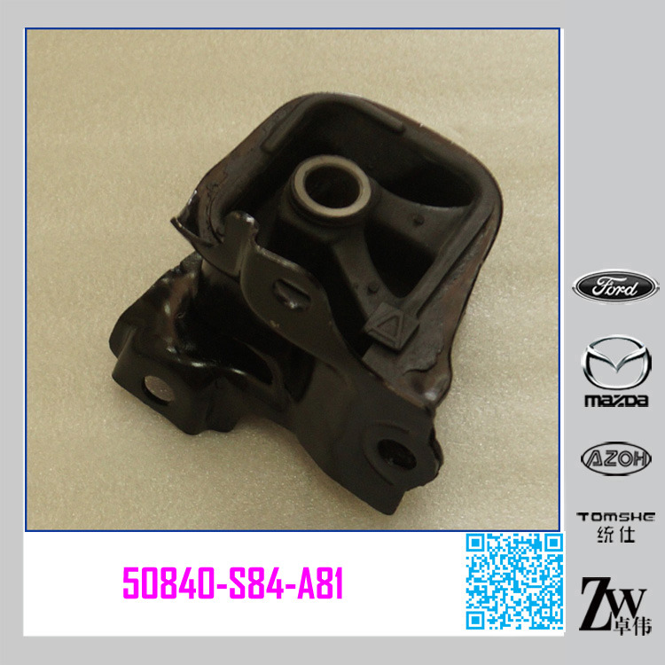 High performance Engine Rubber Mount Bracket 50840-S84-A81 for Hon-da Accord 2.3L 1998-2002