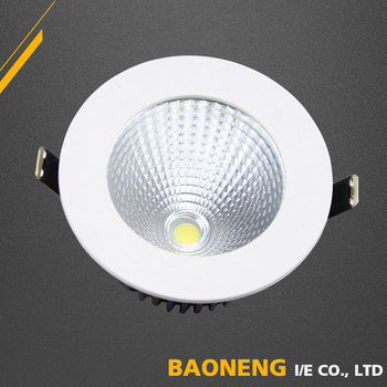 Globle Popular LED Light 35W Adjustable and Dimmable COB LED Downlight