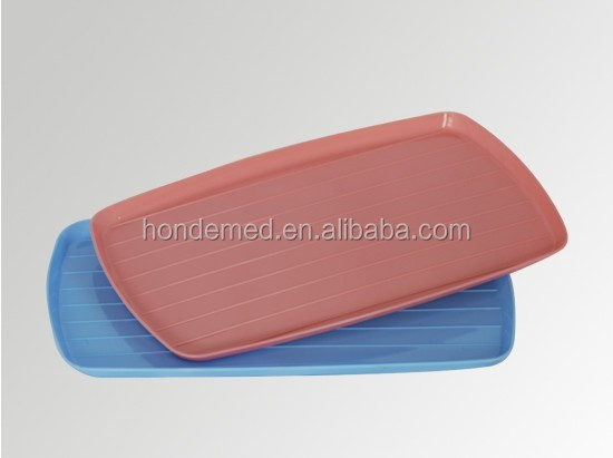 Hospital Patient Stool Basin Bedpan With Cover Pp Material