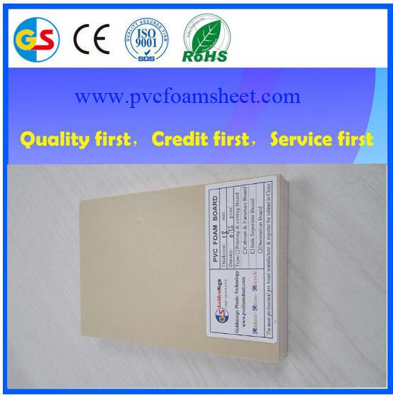 Plastic Sheet WPC Exterior Pvc Building Material Foam pvc Wall Board Decorative Wall Covering Panels