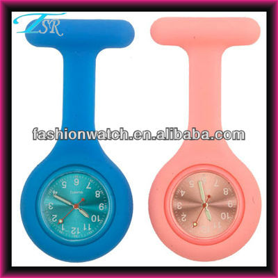 2013 new recommended waterproof nurse watch used for hospital doctors lovely look