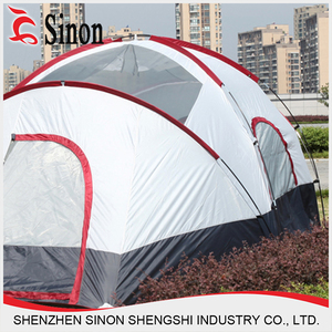 automatic Polyester canvas dome tent rain fly