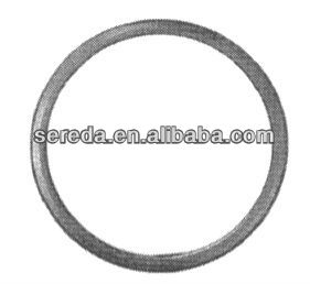 Constructive components Qingdao sereda Item no. 20C.126 Decorative Wrought iron circle