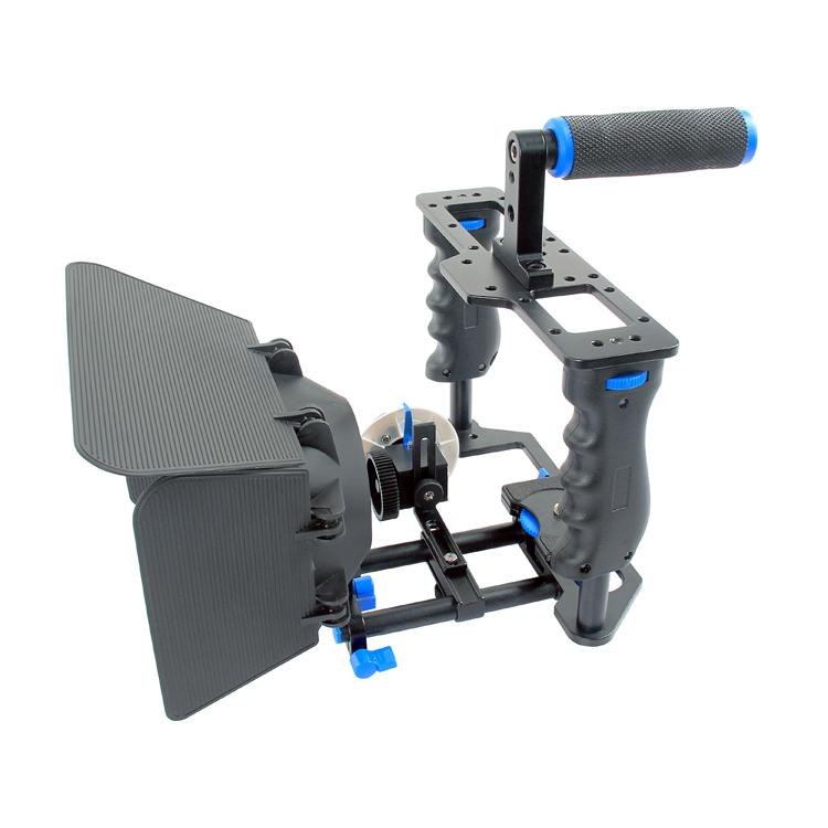 YELANGU Professional C200 DSLR Camera Cage Set Kit For Video Camera & DV