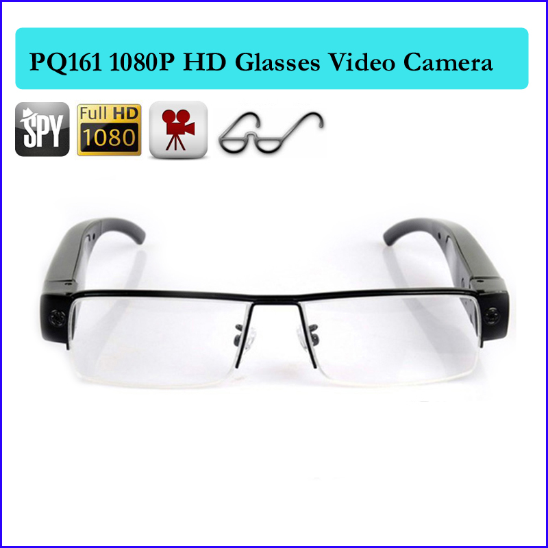 8gb Digital Audio Video 1080p Spy Glasses Hidden Camera Glass ...