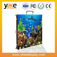 500mmx500mm Cabinet P3.91/P4.81 Indoor HD rental LED Display screen/ Panel