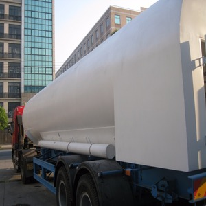 Manufacturer of Cryogenic Semi-trailer Transport Tanks