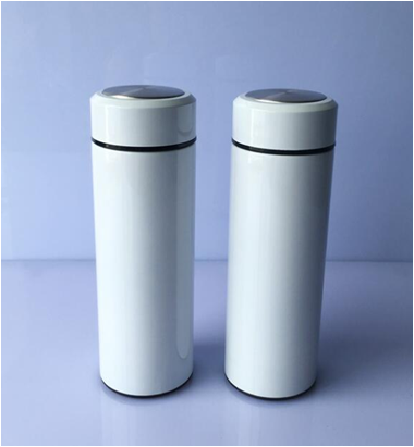 stainless  steel  thermal  mug  with  lid