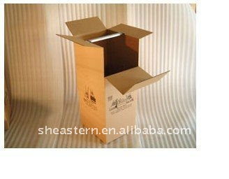 2012 new paper wardrobe box