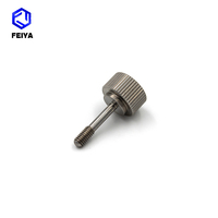 Non-standard Fastener Stainless Steel Self Drilling Screw For Lock Accessories