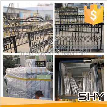 New Design Sliding Gate Designs For Homes - Buy Sliding Gate ...