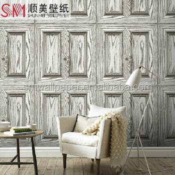 Vinyl Waterproof Wallpaper For