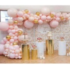High Quality Wedding Decoration Round White Function Table Dessert Table For Wedding
