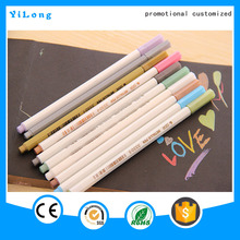 2016 felt tip water color pen in bottle,water color pen, Colorful water color pen for kids