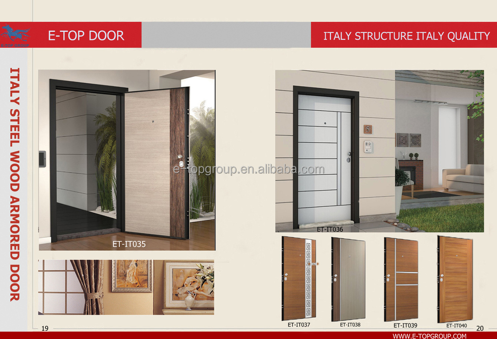 galvanized steel frame and subframe Safety block device italian entry security apartment door & Galvanized Steel Frame And Subframe Safety Block Device Italian ... Pezcame.Com