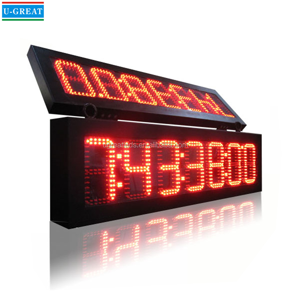 LED Countdown Count up Timer for Sport Even