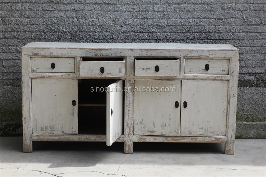 Al Por Mayor China Muebles Antiguos Rústico Shabby Chic Cocina Gabinete -  Buy Mueble De Cocina,Rústico,Al Por Mayor China Muebles Product on ...