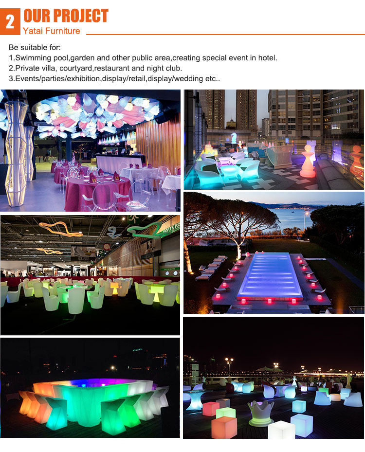 Factory wholesale new design high quality outdoor garden chess light led decorative light