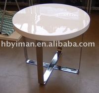 high quality MDF coffee table in the home center