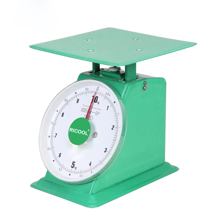 Trusted Supplier Quality 10kg mechanical dial spring weighing <strong>scale</strong> 10kg