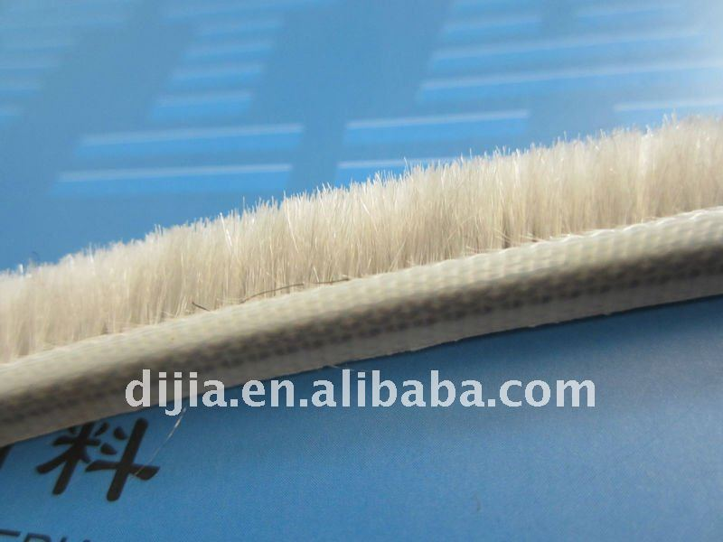 6*6 window brush pile/pile strip/weather striping