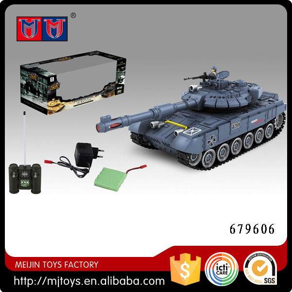Remote control Russia T90 tank rc tank with light & music included battery
