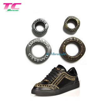 High Quality Wholesale Customized Metal Grommets Eyelets for Shoes or Clothes
