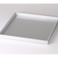 white square acrylic plastic Cookie Tray for Candy Store