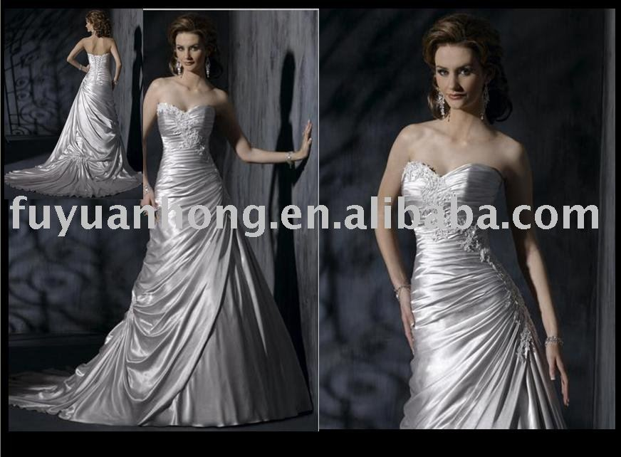 bridal wear/FYH-WD6557