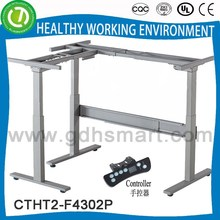 Manicure table mechanism height adjustable desk frame for office CEO