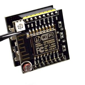 ESP8266 Serial WIFI Witty Cloud Development Board ESP-12F MINI Nodemcu  CH340 Micro USB Module