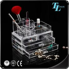 Chinese top manufacturer popular model acrylic organizer for cosmetic