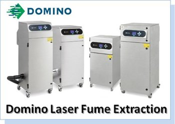 Domino Laser Fume Extraction
