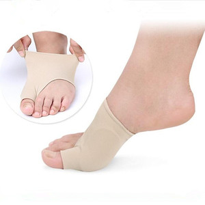 Gel Ring Bunion Protection Sleeve - Foot Blisters Gout Arthritis Pain Relief