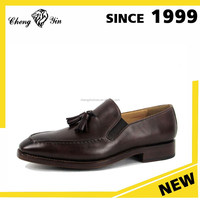 china wholesale Alibaba Guangzhou design high quality genuine leather men dress Shoes made in china