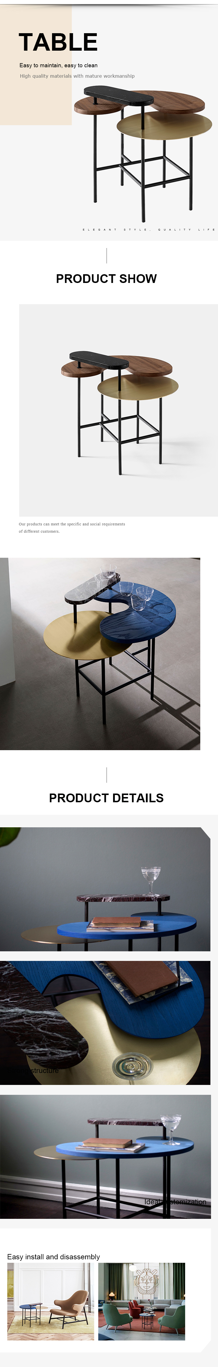 Industriel Table Basse Palette modern design table jaime hayon palette side table - buy palette side  table,chair side table,multi functional coffee table product on alibaba